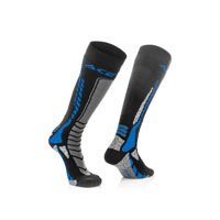 Acerbis Mx Socks X-pro Black Blue