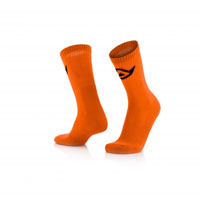 Acerbis Cotton Orange Socks