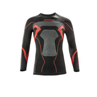 Acerbis X-body Winter Jersey Underwear Rosso Nero