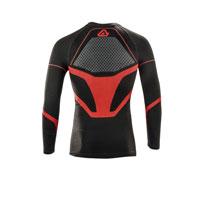 Acerbis X-body Winter Black Red Jersey Underwear - 3