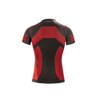 Acerbis X-body Summer T-shirt Black Red - 3