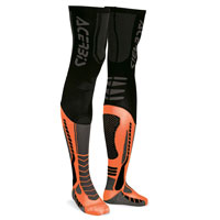 Acerbis X-leg Pro Socks Orange