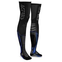 Acerbis X-leg Pro Socks Blu