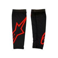 Alpinestars Knee Sleeve Nero-rosso