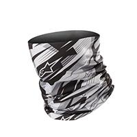 Alpinestars Blurred Neck Tube Black Grey