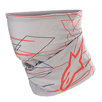 Alpinestars Mm93 Neck Tube Grey Red