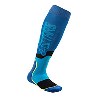 Alpinestars Mx Plus 2 Socks Blue