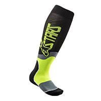 Calcetines Alpinestars Mx Plus 2 amarillo