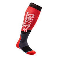 Alpinestars Mx Plus 2 Socks Red