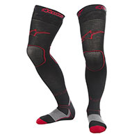 Alpinestars Mx Socks Long Black Red