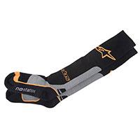 Alpinestars Pro Coolmax Socks Arancio