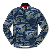 Alpinestars Purpose Mid Layer Top Navy Camo