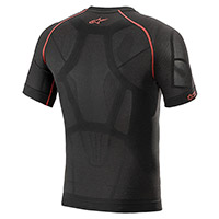 Alpinestars Ride Tech V2 SS Top Summer negro