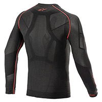 Alpinestars Ride Tech V2 LS Top Summer negro