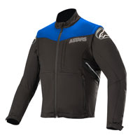 Giacca Alpinestars Session Race Blu