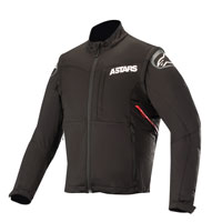 Giacca Alpinestars Session Race Rosso