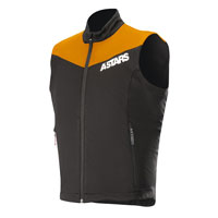 Alpinestars Session Race Vest Nero Arancio