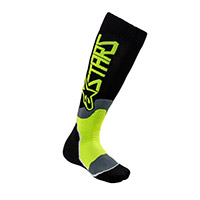 Alpinestars Youth Mx Plus 2 Socks Yellow Kid