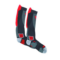 Dainese D-core High Sock Rosso