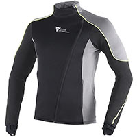 Dainese D-mantle Fleece Ws Giallo