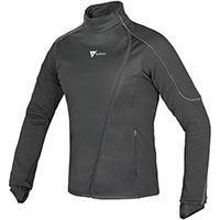 DAINESE D-MANTLE FLEECE WS NEGRO