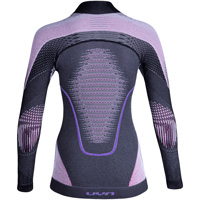 Lady Underwear Shirt Uyn Evolutyon Turtle Neck Purple Lady