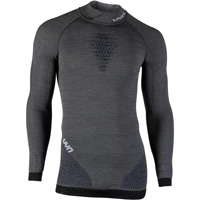 Underwear Shirt Uyn Fusyon Turtle Neck Dark Grey