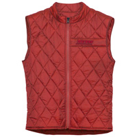 Gilet Smanicato Dainese Dunes Down Vest Rosso