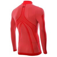 Six2 Turtleneck Long Sleeves Carbon Ts3 4seasons Red