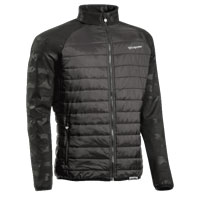 Ixon Gotham Down Jacket Black