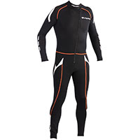 Ixon Undersuit Race Body Nero