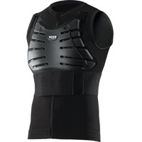 Six2 Kit Pro Sm9 Sleeveless Protection Shirt Black