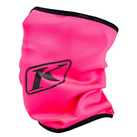 Klim Neck Warmer Knockout Pink