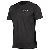 Klim Teton Merino Wool Ss Shirt Black