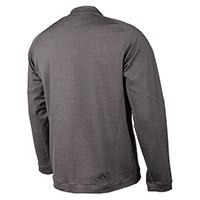 Klim Teton Merino Wool 1/4 Zip Asphalt
