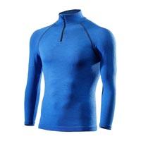 Maglia Six2 Ts13 Merinos Maniche Lunghe Blu