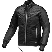 Macna Centre Bluetooth Heated Jacket Black