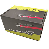 Macna 12v 6a Ion/electron/progress/unite Battery Kit