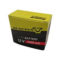 Batteria Singola Macna Li-po 12v 3a