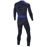 Macna Base-layer Suit Blue