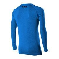 Maglia Maniche Lunghe Six2 Ts2 Merinos Blu