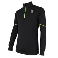 Oj Thermal Shirt Black