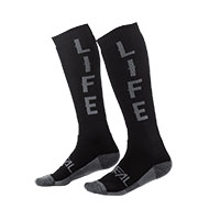 O Neal Pro Mx Ride Life Socks Black