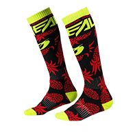 O Neal Pro Mx Fresh Minds Socks Yellow