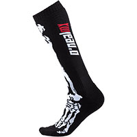 O Neal Pro Mx Xray Socks Black Kid