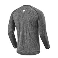 Rev'it Airborne LS Shirt grau - 2