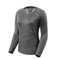 Rev'it Sky Ls Ladies Shirt Dark Grey