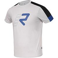 Camiseta Rukka Alex gris claro azul