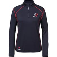 Rukka Kimb-r Ladies Fleece Shirt Black