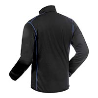 Rukka Kim Outlast Fleece Zip Shirt Blue Black